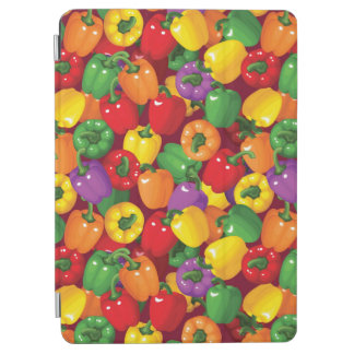 Bell Pepper Pattern iPad Air Cover