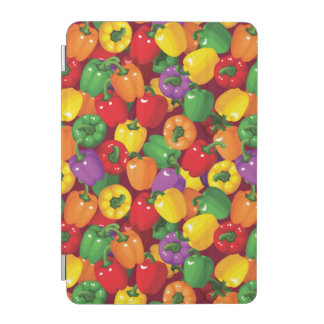 Bell Pepper Pattern iPad Mini Cover
