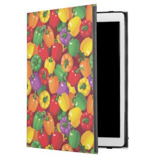 """Bell Pepper Pattern iPad Pro 12.9"""" Case"""