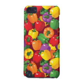 Bell Pepper Pattern iPod Touch 5G Case