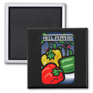 Bell Peppers Magnet