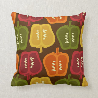 Bell Peppers Pillow