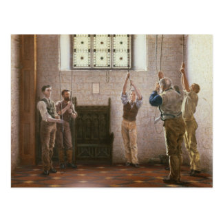 Bell Ringers Postcard