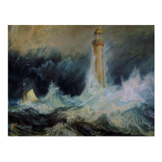 Bell Rock Lighthouse Postcard