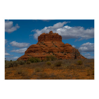 Bell Rock Poster 6535