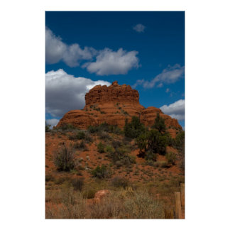 Bell Rock Poster 6542
