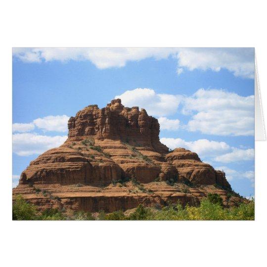 Bell Rock / Sedona, Arizona Card