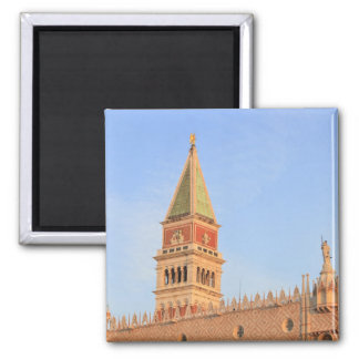 Bell Tower, Piazza San Marco, Venice, Italy Magnet