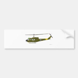 Bell UH-1D Iroquois Bumper Stickers