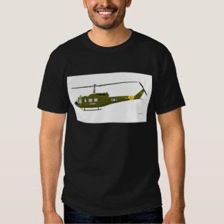 Bell UH-1D Iroquois Tee Shirts