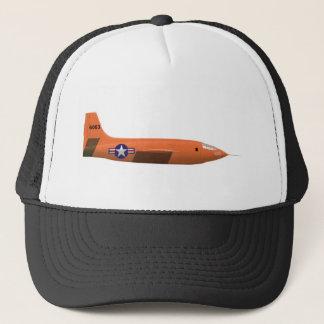 Bell X-1 Rocket plane Trucker Hat
