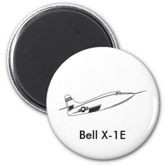 Bell X 1E Refrigerator Magnets