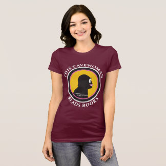 Bella Canvas Favorite T-Shirt: Read Smart Cavewoma T-Shirt