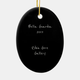 Bella Guardia Christmas Ornament