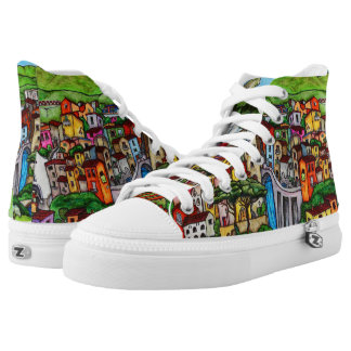 Bella Guardia High Tops
