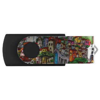 Bella Guardia Swivel USB 3.0 Flash Drive