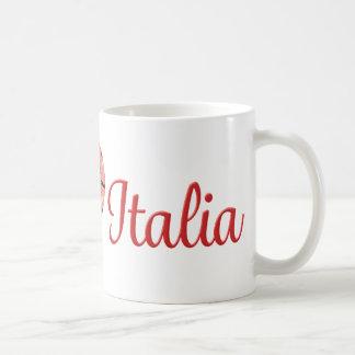 Bella Italia Basic White Mug
