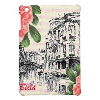 Bella Italy Peony iPad Mini Cases