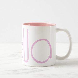 Bella pink Mug