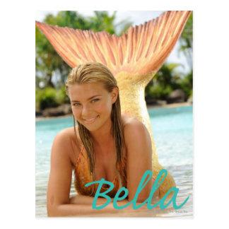 Bella Postcard