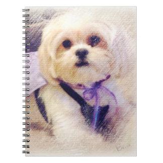 Bella Puppy Power Notebook