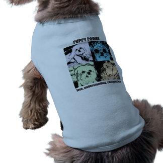 Bella Puppy Power Shirt
