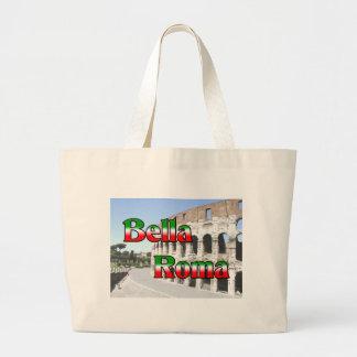 Bella Roma Jumbo Tote Bag