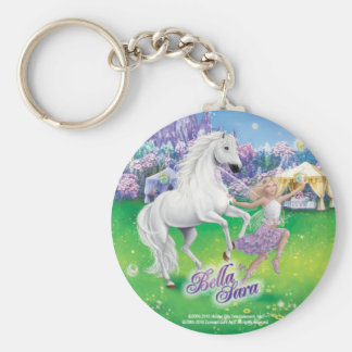 Bella & Sara Moonfairies Key Ring