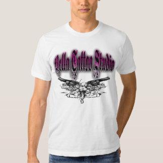 Bella tattoo studio Mens Design Shirt