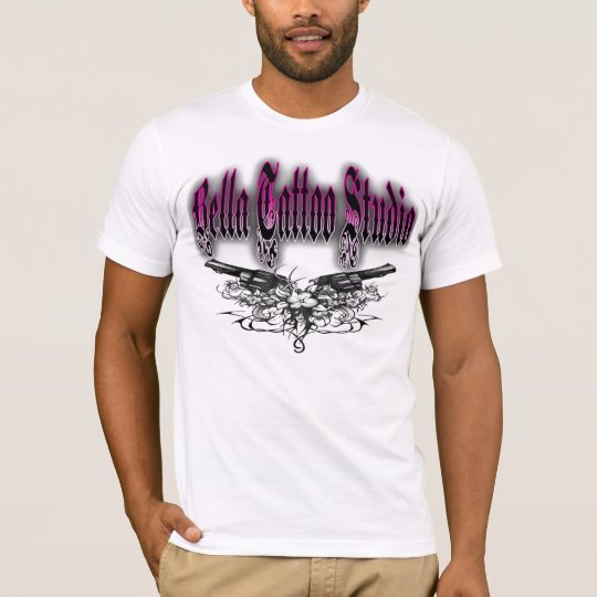 Bella tattoo studio Mens Design T-Shirt
