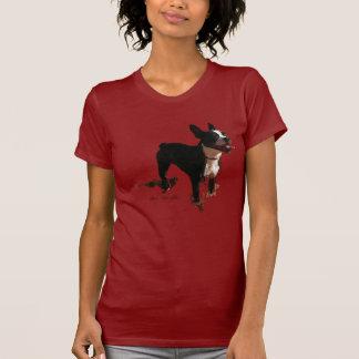 Bella the Boston Terrier - T-Shirt
