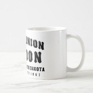 Bella Union Saloon Basic White Mug