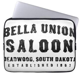 Bella Union Saloon Computer Sleeve