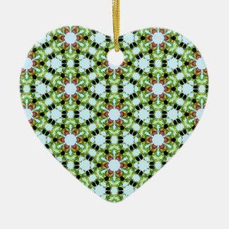 Belladonna6 Ceramic Heart Decoration