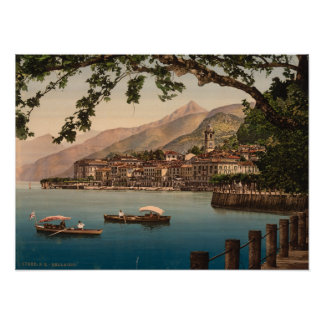 Bellagio I, Lake Como, Lombardy, Italy Print