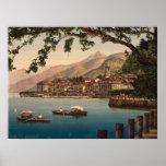 Bellagio I, Lake Como, Lombardy, Italy Poster