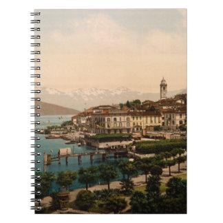 Bellagio II, Lake Como, Lombardy, Italy Notebooks