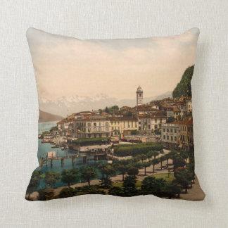 Bellagio II, Lake Como, Lombardy, Italy Throw Pillow