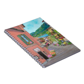 Bellagio, Italy Journal - Notebook