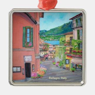 Bellagio, Italy Ornament