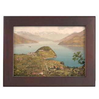 Bellagio IV, Lake Como, Lombardy, Italy Memory Boxes