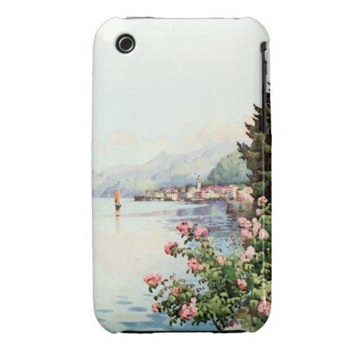Bellagio Lake Como, Italy, Blackberry Curve Case-M iPhone 3 Case-Mate Cases