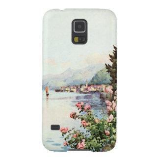 Bellagio Lake Como Italy Samsung Galaxy Case Galaxy S5 Covers