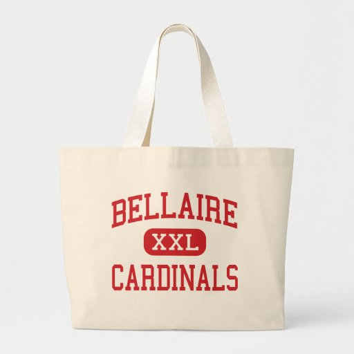 Bellaire - Cardinals - High - Bellaire Texas Bags