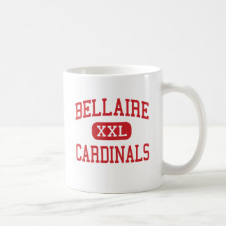 Bellaire - Cardinals - High - Bellaire Texas Basic White Mug