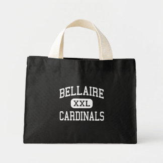 Bellaire - Cardinals - High - Bellaire Texas Mini Tote Bag