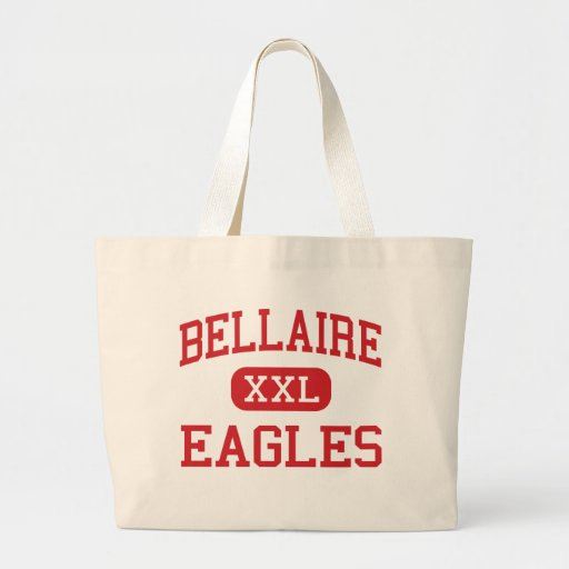 Bellaire - Eagles - High - Bellaire Michigan Canvas Bag