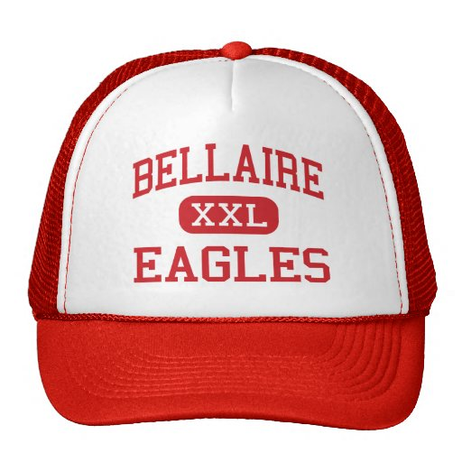 Bellaire - Eagles - High - Bellaire Michigan Trucker Hats