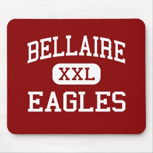 Bellaire - Eagles - High - Bellaire Michigan Mouse Mats