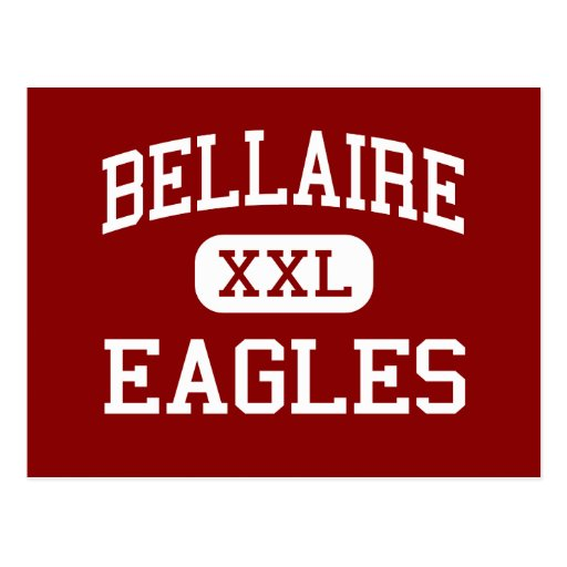 Bellaire - Eagles - High - Bellaire Michigan Postcard